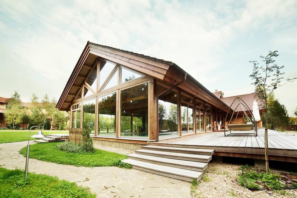 Экологически чистые дома из бруса. Задумайтесь о вашем счастливом будущем. Цены 5230 р кв. метр