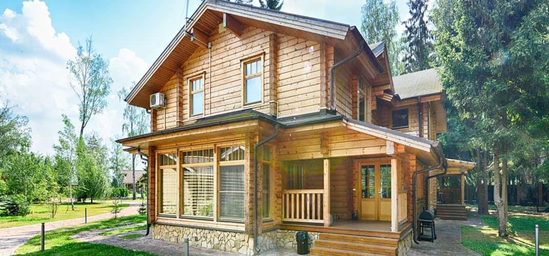дома из бруса в москве, строительство домов из бруса, деревянные дома из бруса под ключ, готовые дома из бруса, Цены на дома из бруса