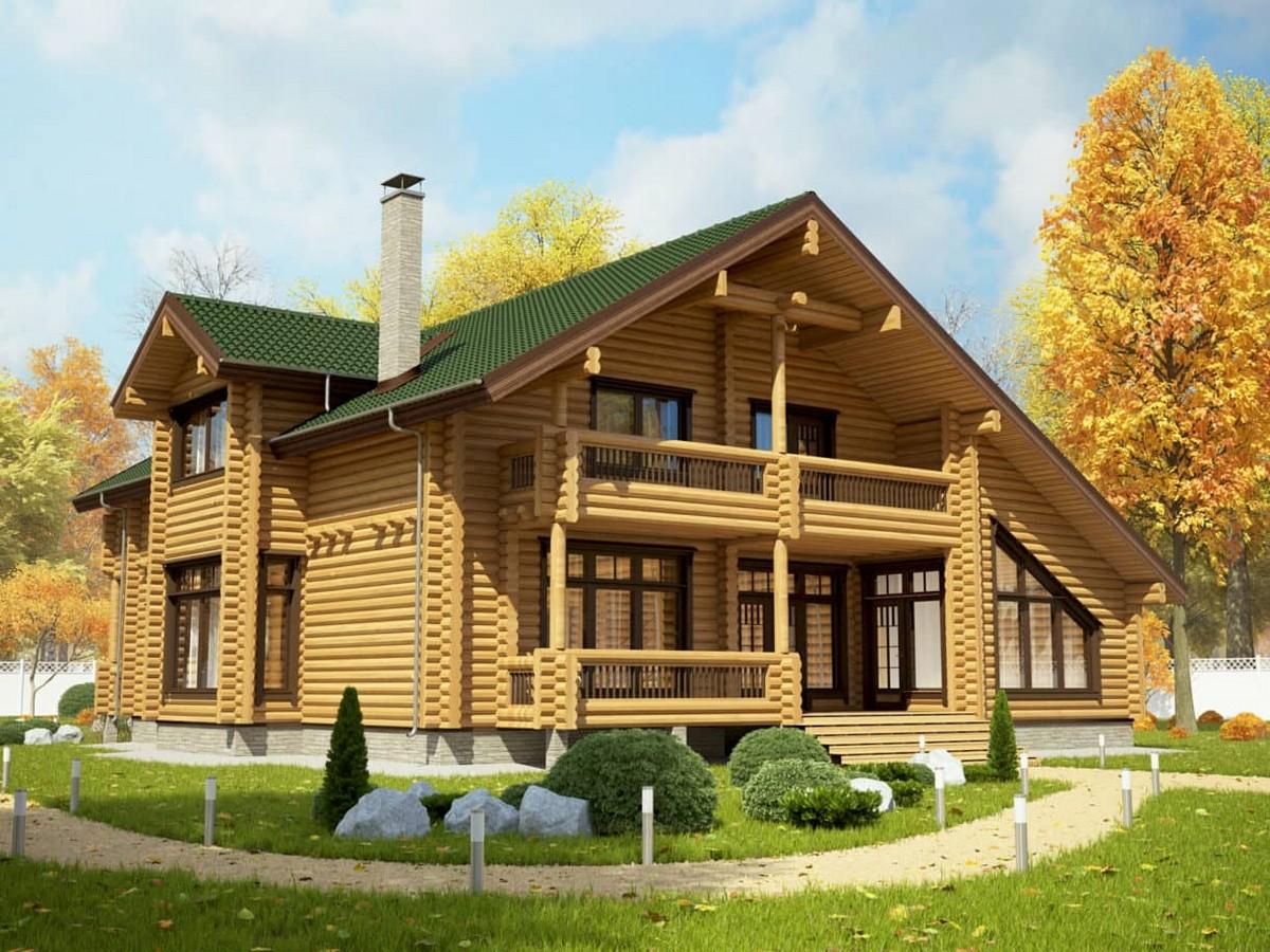 Дом коттедж Боярин под усадку - купить +7 (495) 798-18-28