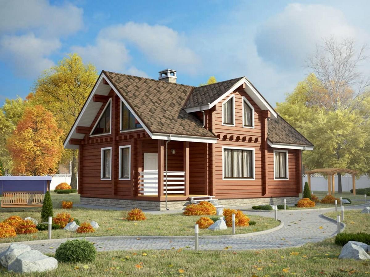 Дом Гест под усадку - купить +7 (495) 798-18-28