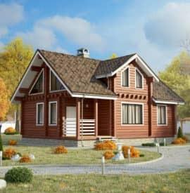 Дом «Гест» под усадку - купить +7 (495) 798-18-28