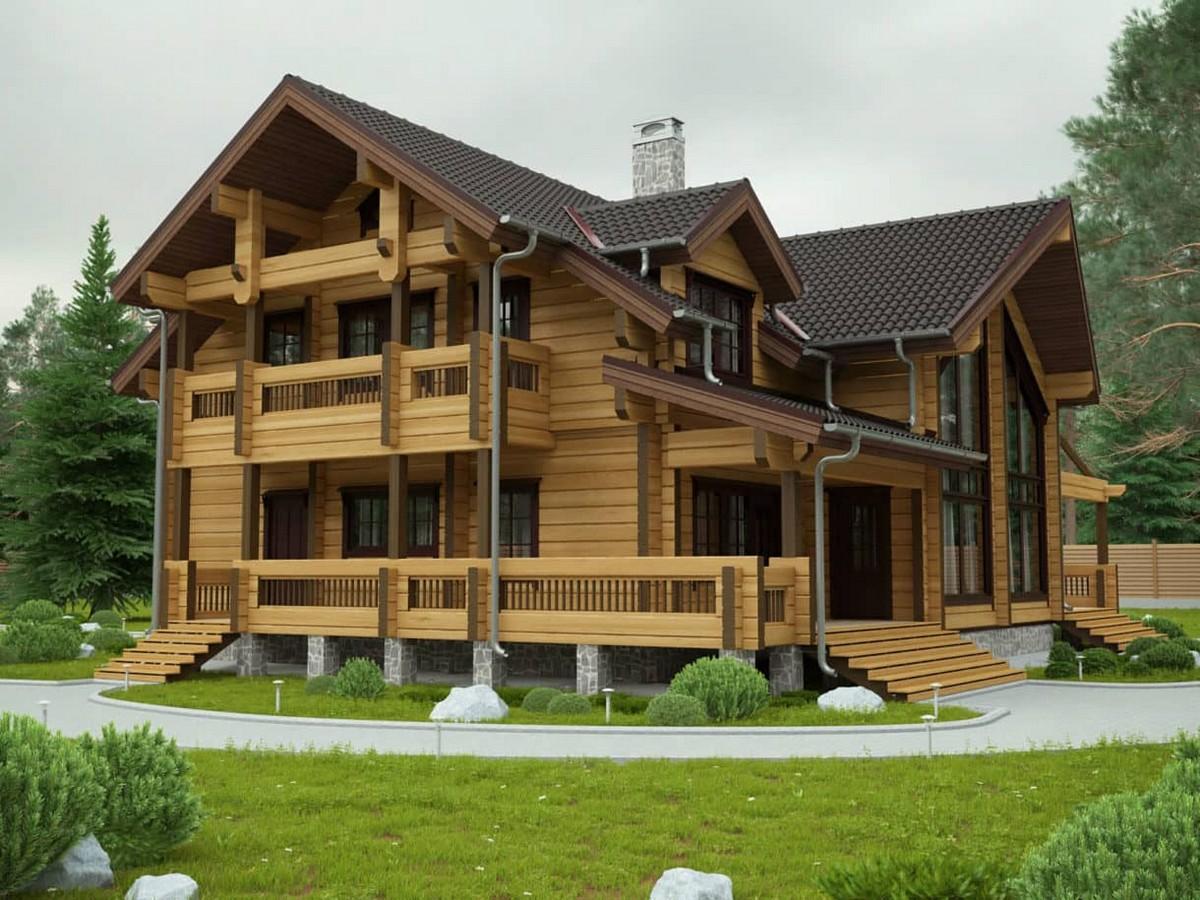 Дом Славянский под усадку - купить +7 (495) 798-18-28