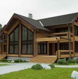 Дом «Славянский» под усадку - купить +7 (495) 798-18-28