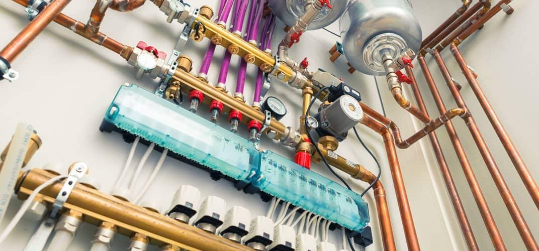коммуникации под ключ, коммуникации в загородном доме, инженерные системы в деревянном доме, монтаж инженерных систем в москве и области
