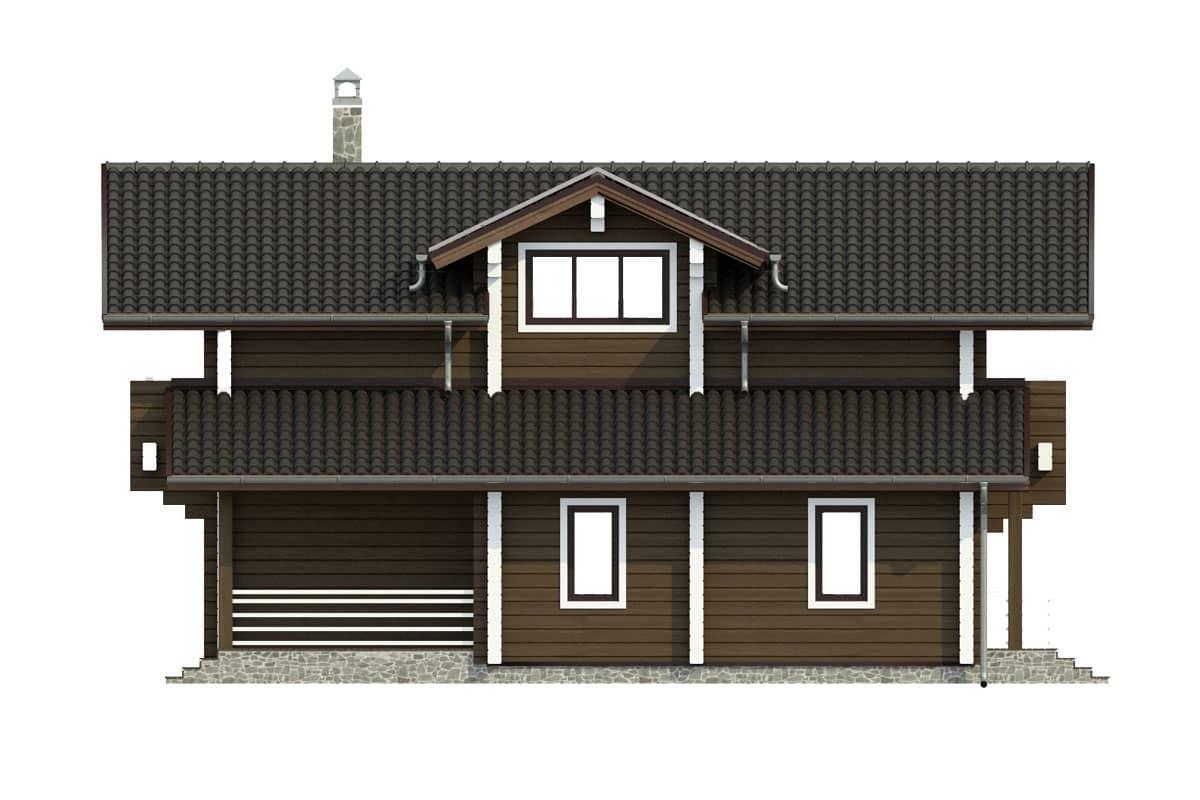 Дом Форест под ключ - купить +7 (495) 798-18-28
