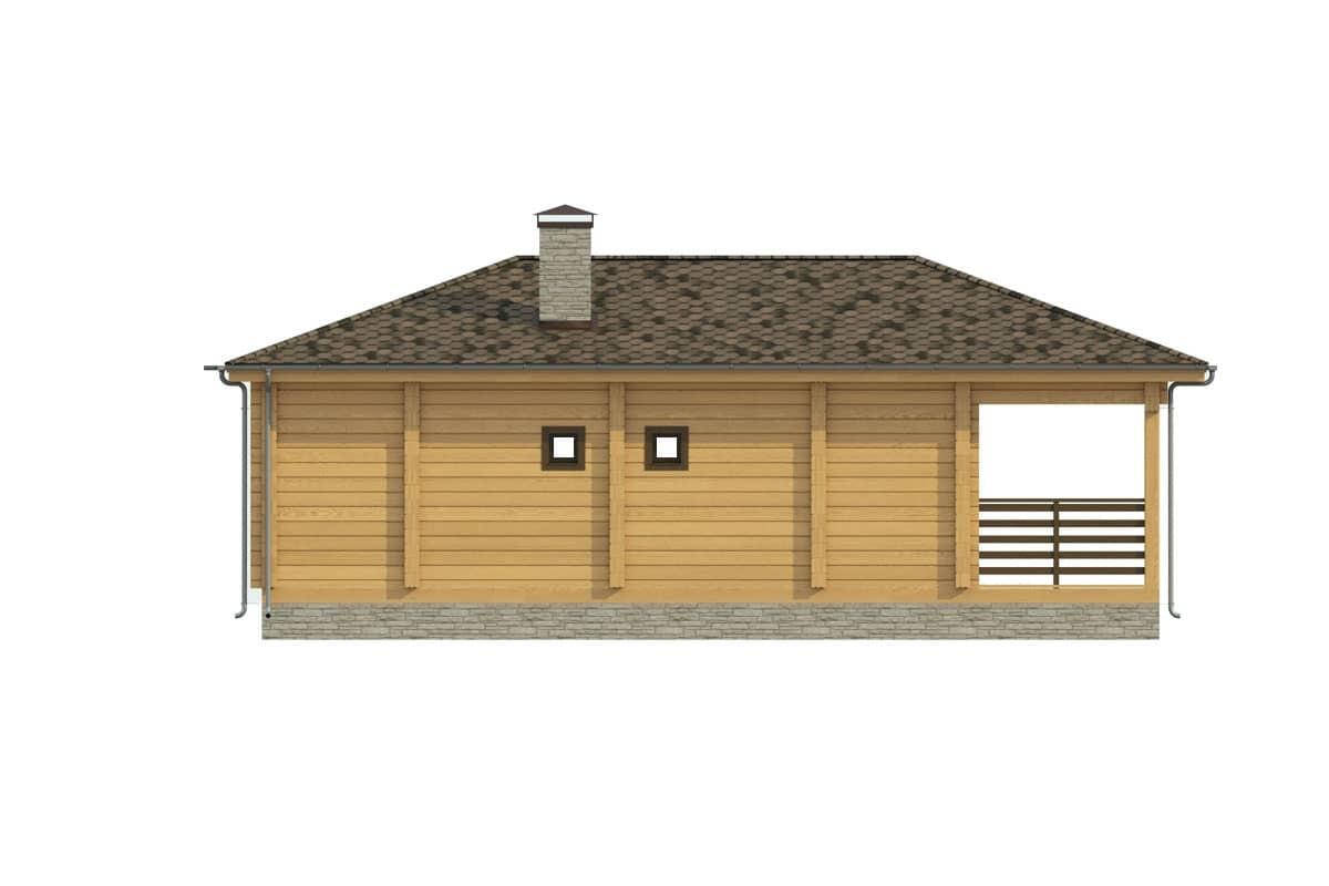 Дом Шале под усадку - купить +7 (495) 798-18-28