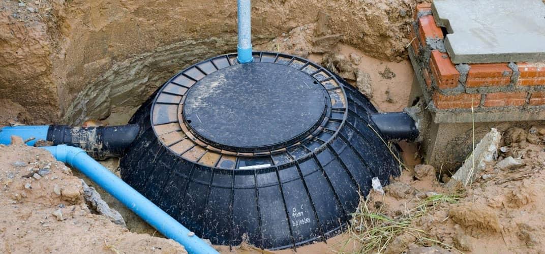 Автономная канализация для дома, установка септика в москве и области, стоимость установки септика, септик с установкой под ключ, монтаж септика