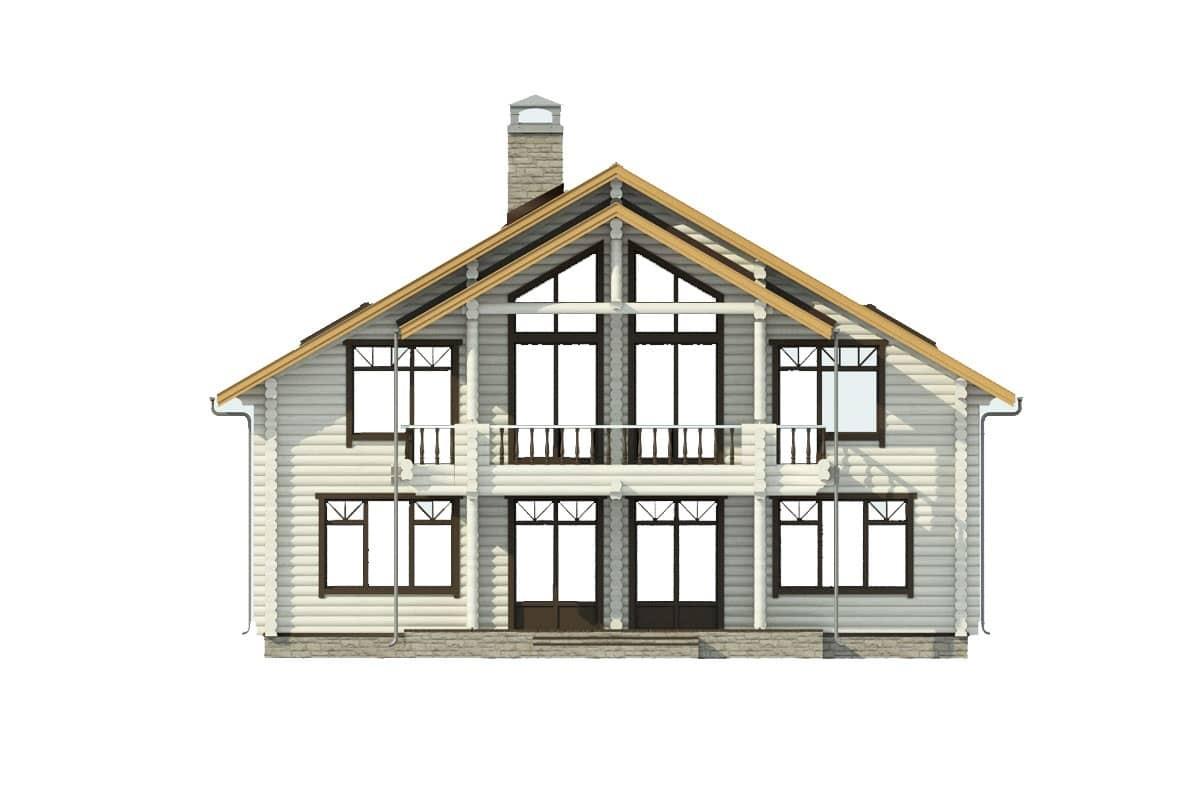 Дом Витязь под усадку - купить +7 (495) 798-18-28
