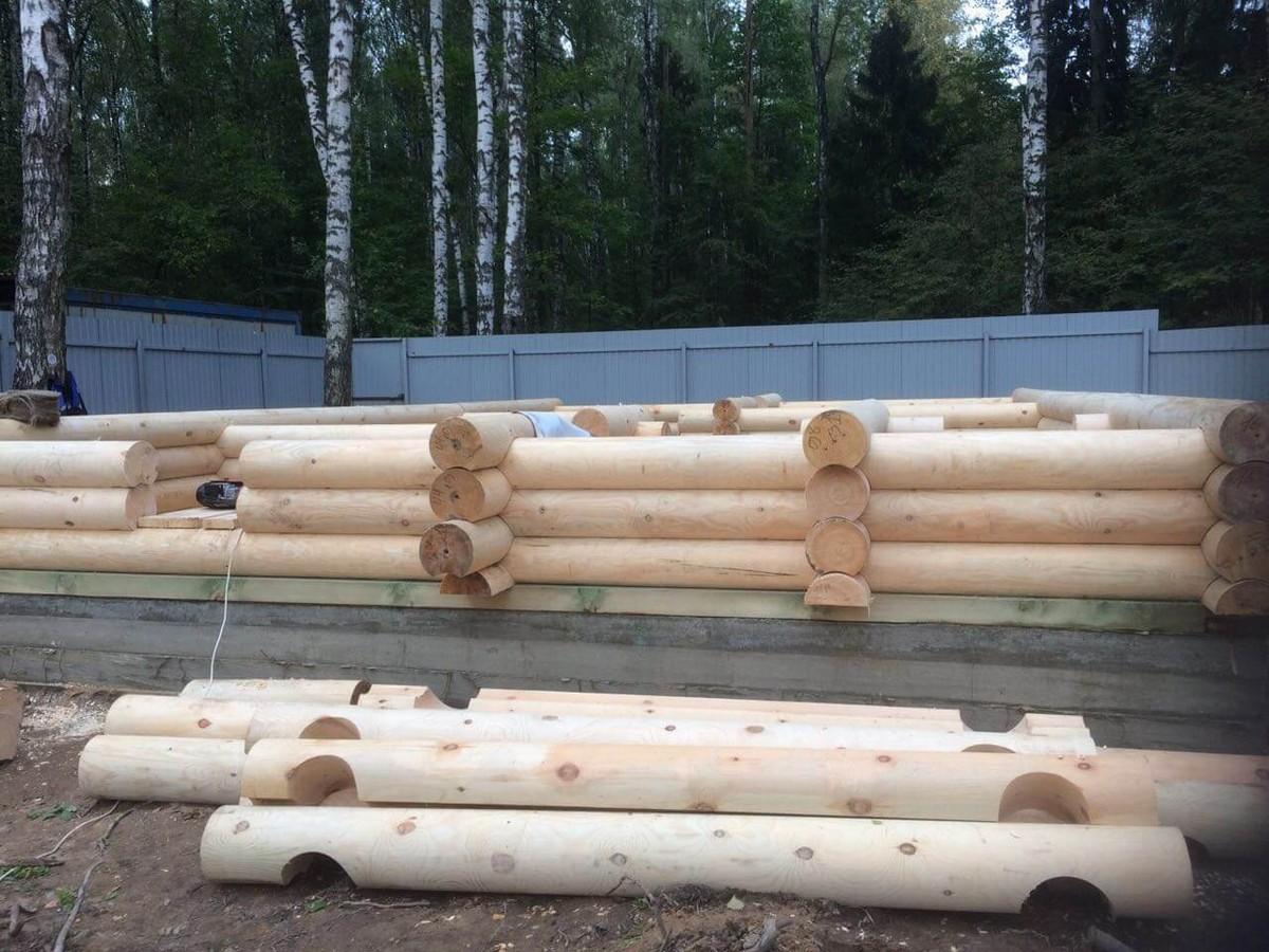 строительство бани в Люберецком районе