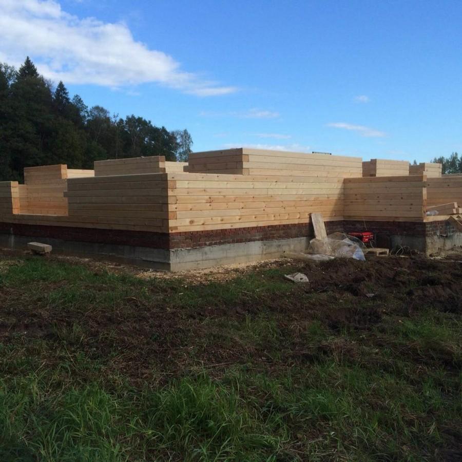 строительство дома в Ногинске