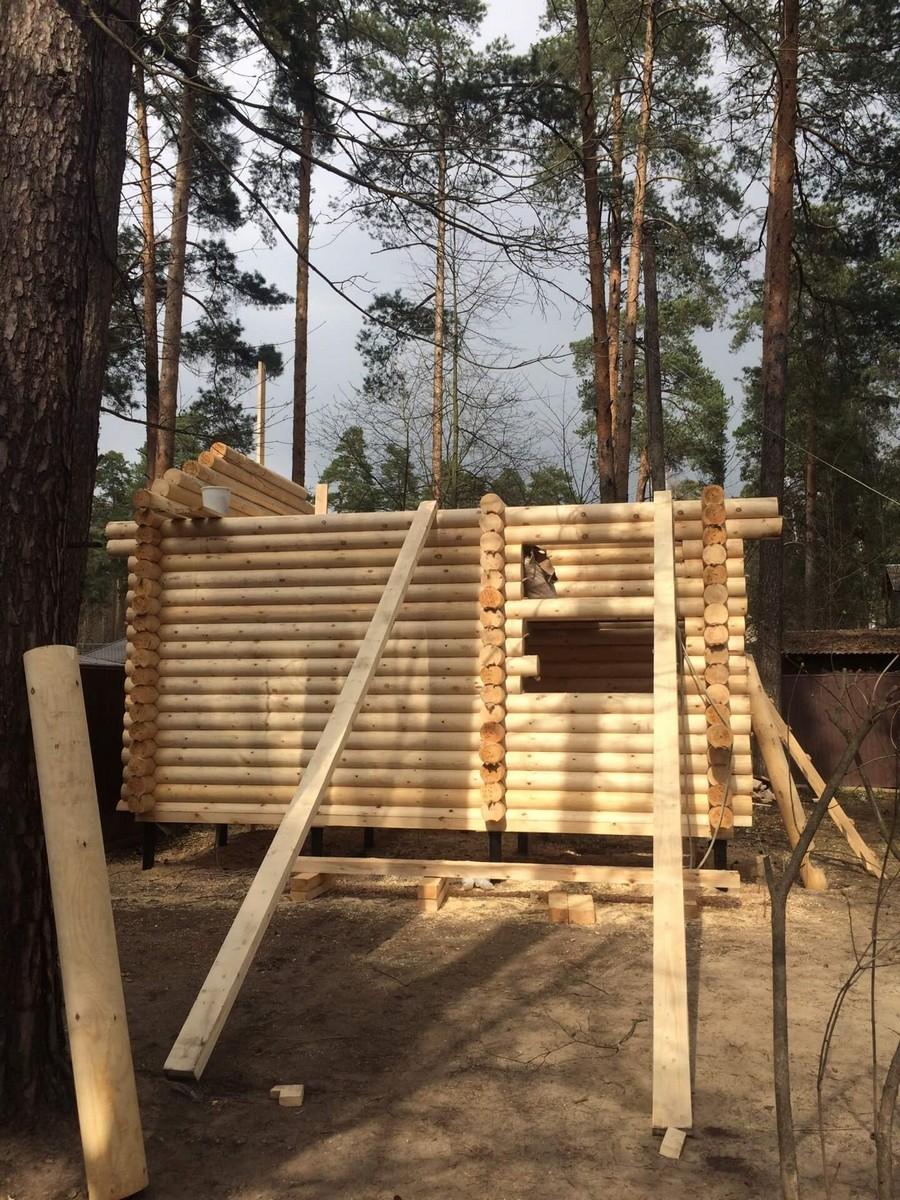 Строительство бани в Раменском районе