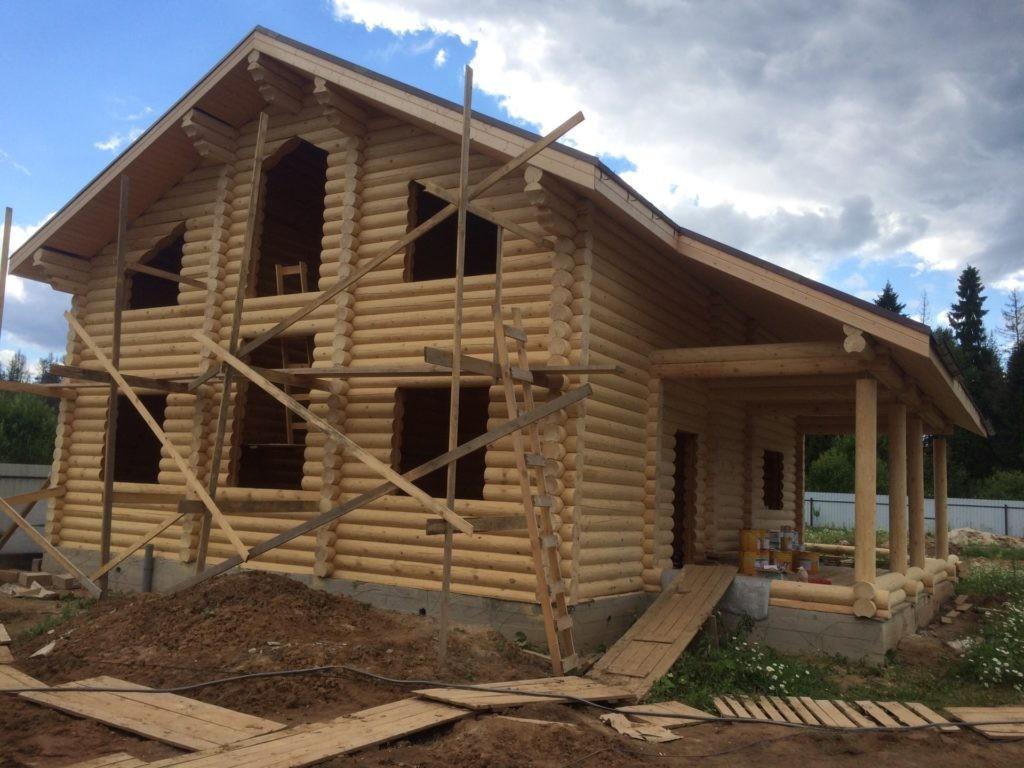 проекты домов из оцб