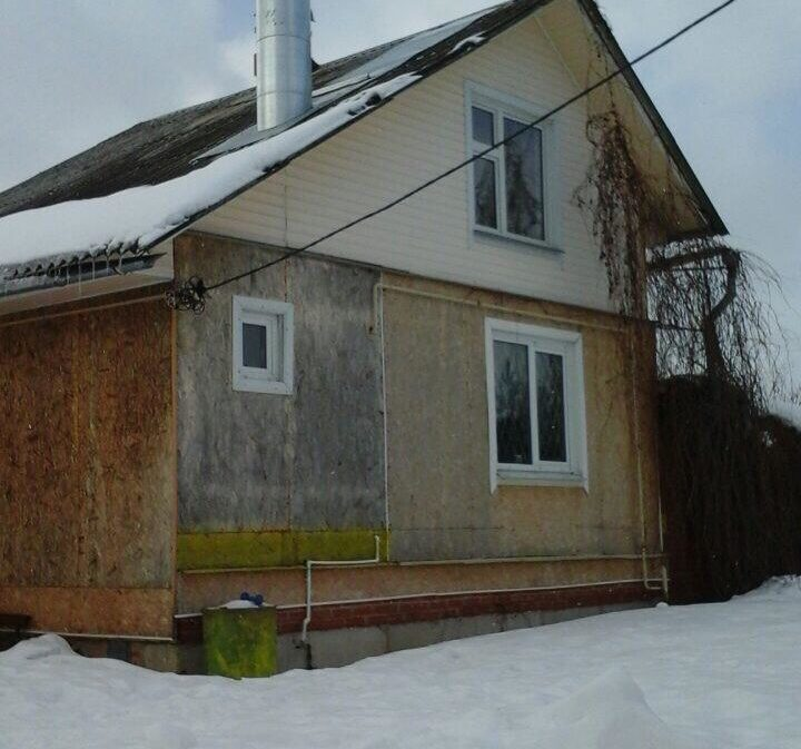 Реконструкция дома в городе Сергиев-Посад, Краснозаводск