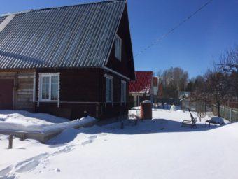 Реконструкция дома в Солнечногорске СНТ Копр от Илия-Русь