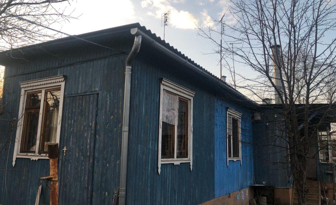 Реконструкция дома в Дубках