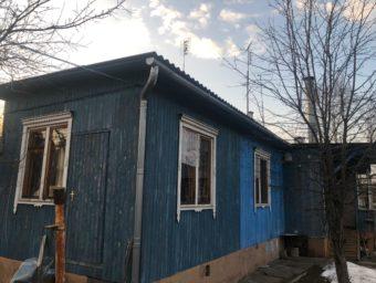 Реконструкция дома в Дубках от Илия-Русь