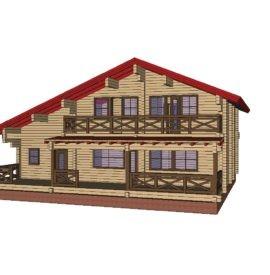 Дом «Минаево» под усадку - купить +7 (495) 798-18-28