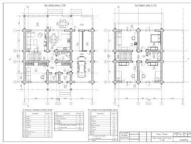 Планировка Дом Минаево под усадку - купить +7 (495) 798-18-28