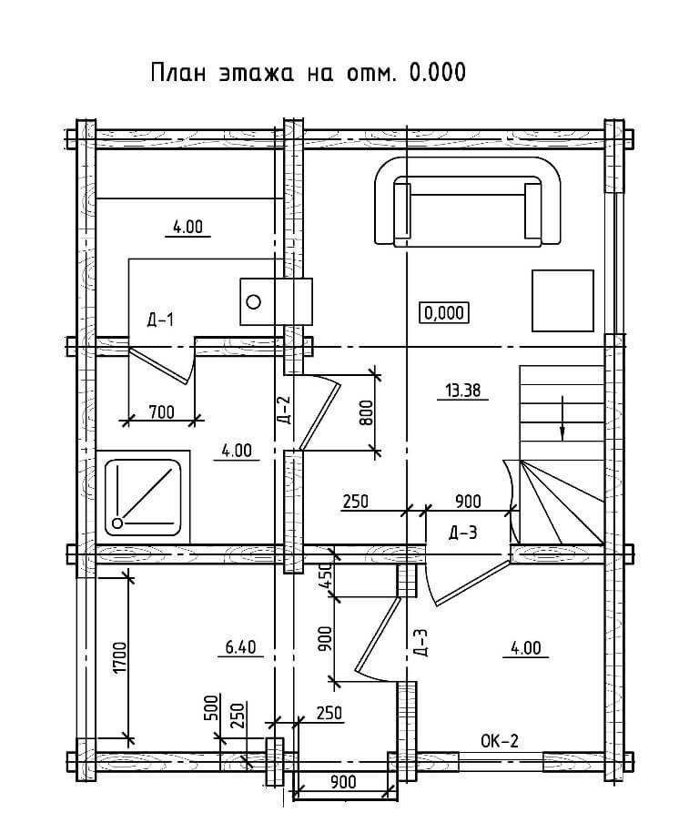Баня из оцилиндрованного бревна под усадку - купить +7 (495) 798-18-28