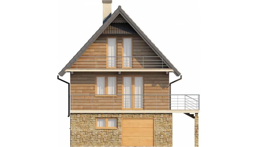 Дом Возвышенный под ключ - купить +7 (495) 798-18-28